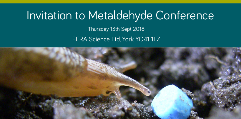 Metaldehyde Conference